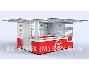 Outdoor-food-cart-food-kiosk-KS-20103A